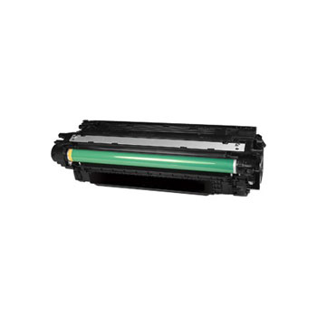 Картридж для HP Color  LJ CP 3525, 3530 (CE250X, № 504X), Black0
