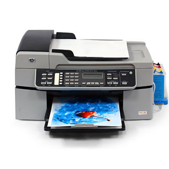 СНПЧ для HP Officejet J57830