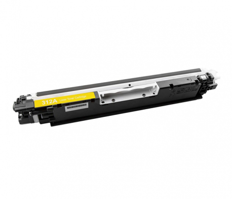 Картридж для HP LaserJet Pro 100 M175a, M175nw, CP1025nw (CE312A/729Y) Yellow0