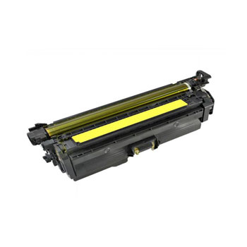 Картридж для HP Color LJ CP4025, 4525 (CE262A, № 648A, 62A), Yellow0