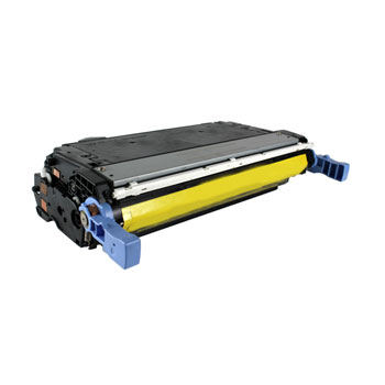Картридж для HP Color LaserJet 4700, 4700dn (Q5952A, № 643A), Yellow0
